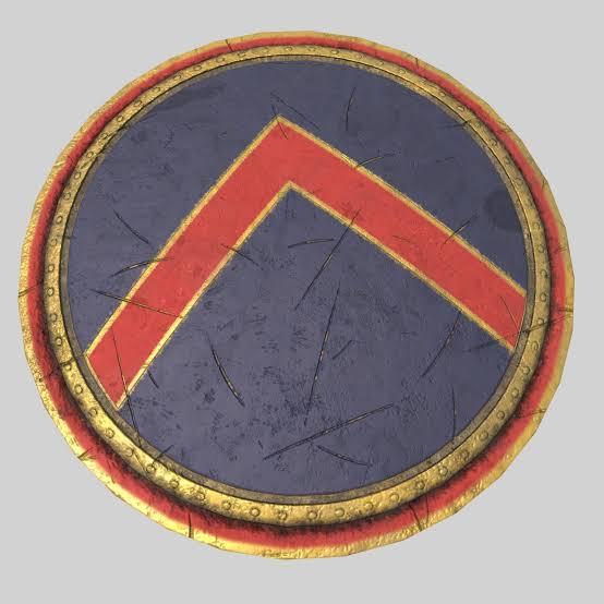 lacedaemonian shield